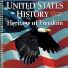 United States History Heritage Of Freedom In Christian Perspective Teacher Abeka A Beka 2001 2nd Ed