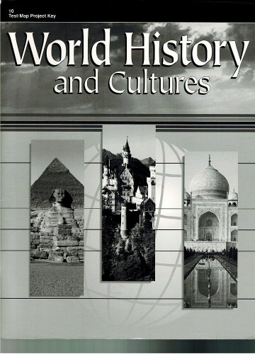 World History And Cultures In Christian Perspective Test/Map Project Key Abeka A Beka 2000