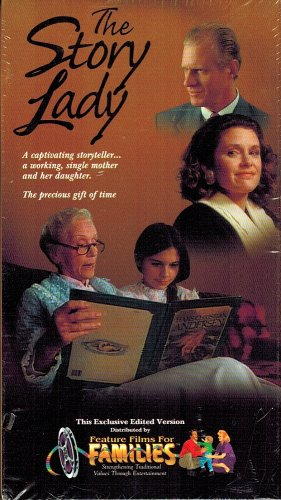 The Story Lady ~ Jessica Tandy 1991 - Feature Films For Families VHS NEW/NIP Video Cassette Tape