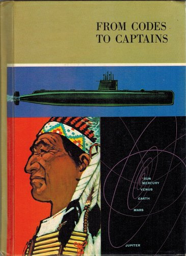From Codes To Captains~Donnell/Cooper 1963 Basic Reading Program How To Read Subject-Matter Areas