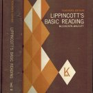 Lippincott's Basic Reading-Book K Teacher's Edition Hardabck 1971 by McCracken/Walcutt