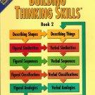 Building Thinking Skills Book 2 Lesson Plans & Teacher's Manual~Sandra Parks, Howard Black PB/1998
