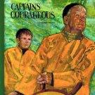Captain Courageous Rudyard Kipling Illustrated Hardback 1970 With Terminology