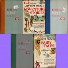 5)Good Housekeeping Best Book Of:Animal Stories/Adventure/Bedtime Stories/Nature Stories/Fairy Tale