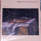 Bulletin Of The Detroit Institute Of Arts Vol. 65 No. 4 Paperback 1990-Bazille, Egley, Smith