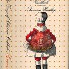 The Twelve Days of Christmas Cookbook Hardback 1965 By Suzanne Huntley Recipes/Smells/Taste VTG