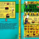 Suzy Cookstrip By Suzy Benghiat and Peter Maddocks Paperback 1979 cookbook/recipes
