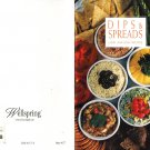Dips And Spreads Light And Easy Recipes Paperback 1998 Wellspring Cookbook Low-Fat