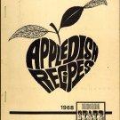Apple Dish Appledish Recipes Indiana State Fair Paperback 1968 By Mrs Barbara J Stillwell Vintage