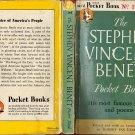 The Stephen Vincent Benet Pocket Book His Most Famous Stories And Poems Benét Paperback 1946
