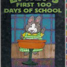 Emily's First 100 Days Of School By Rosemary Wells HB/2000 Hyperion Books For Children Numbers