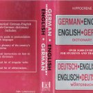 Hippocrene German-English:English-German Dictionary~Deutsch-Englisches:Englisch-Deutsche Wörterbuch