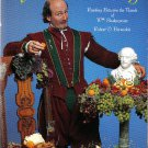 Butter In The Bard Reading Between The Viands Of Wm.Shakespeare~Bernoskie-Most Renown Chef History