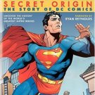 SECRET ORIGINS The Story of DC Comics DVD