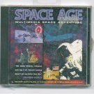 Space Age Multimedia Space Adventure CD