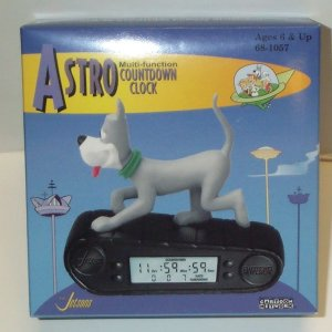 ASTRO Multi Function Countdown Clock Christmas Tree Ornament The Jetsons