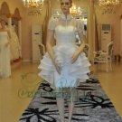 New Style Mini Short Lace Wedding Dresses