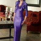 V0104 Wholesale Halter with Jacket Sheath Formal Ladies' Dresses
