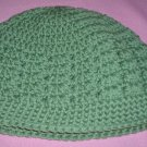 Mens Beanie Hat Sage Green