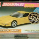 Chevrolet 1997 Corvette AMT/Ertl SNAP-FAST model MISB!