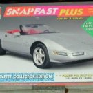 1996 C4 Corvette Convertible AMT/Ertl 1/25 Snap-Tight!