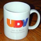 *RARE* UDV John G. Martin Technical Center mug~NEW!