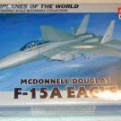 Minicraft 1/144 #4421 USAF F-15A EAGLE Warplanes MISB!