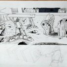 Steve Jackson Games Original RPG ART #20 Alien Loader