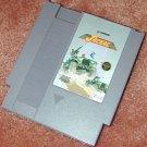 JACKAL Vintage NES WAR game+FREE SIGNED Trading CARD!