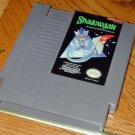 SHADOWGATE NES game+FREE SIGNED TRADING CARD!