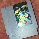 SKATE or DIE original NES game+FREE SIGNED TRADING CARD