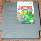 ASTYANAX Vintage fantasy NES game +FREE SIGNED CARD