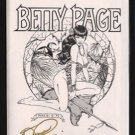 Don Paresi SIGNED Betty Page #3 Portfolio~only 34 made!