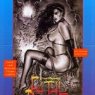 Paresi's Dark Fantasy FATAL BEAUTY Foil Box+Promos+Girl