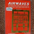 Airwaves 1/32 Scale USSR K-36 Ejector Seat Harness NEW