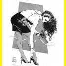Limited Ed. James Bond - Magnum Girl S/N'd of 150-Woron