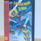 Spider-Man X-Men for Sega Genesis