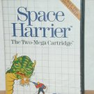 Space Harrier, the mega cartridge - Sega For Sega, 1987
