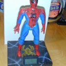 Spider-Man Motion-talking Bank w/Clock (2002)