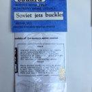 Eduard 1/72 Scale USSR Jet Aircraft Buckles~Super Detai
