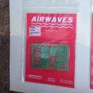 Airwaves 1/48 #AC48062 Luft. Bomb Fins #3 Detail Set Photo-Etched Set