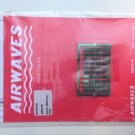Airwaves 1/72 Scale. R.A.F. WWII Rocket Fins Photo-Etched Detail Set
