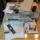 Nikon Coolscan LS-10E Mac SCSI Complete + box Slide and Negative Scanner