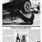 Vintage GM General Motors 1973 Advertisement with 1973 Corvette +FREE Ad!