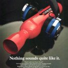 Vintage MAREMONT CHERRY BOMB Mufflers 1973 Advertisement CA, +Bonus Ad FREE!