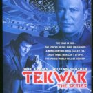 TEKWAR TV Series Original Trimmed Paper TV Series Advertisement ~William Shatner