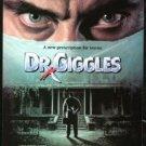DR. GIGGLES Original Trimmed Paper Movie Advertisement 1992 Larry Drake