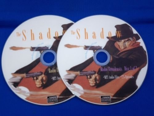The SHADOW Radio Broadcasts Featuring the Voices of Orson Welles & Others! Audio