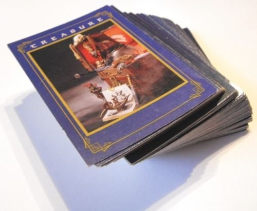 Is Your TSR DRAGON STRIKE Game Incomplete? 147 Reference Cards only