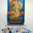 Steve Woron's FULL Foil BOX with Bettie Page/Jungle Girls +20 SIGNED Cards Free!